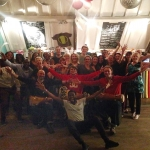 Our cuban salsa classes people!